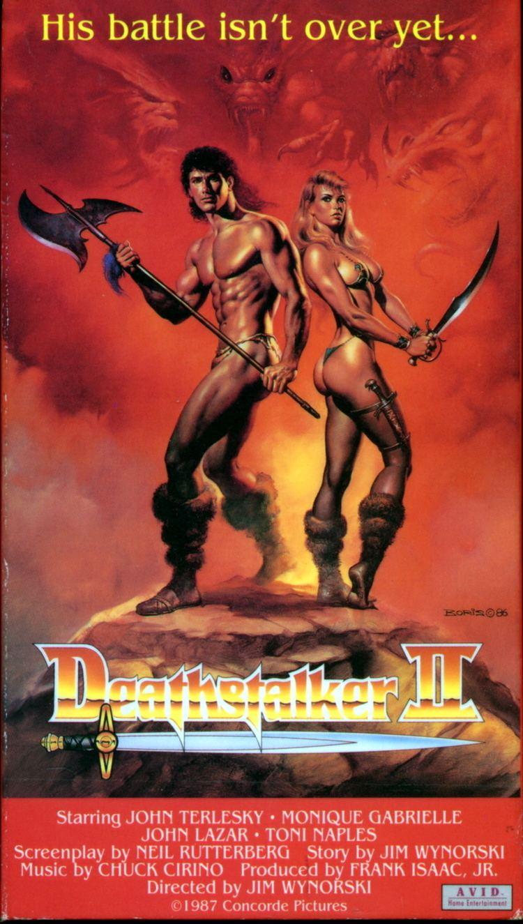 Deathstalker II DeathStalker II