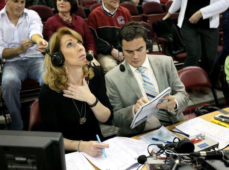 Debbie Antonelli Answering the call Sports postandcouriercom