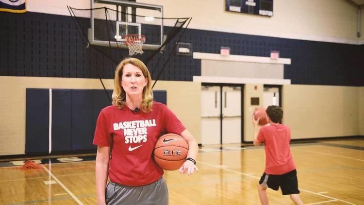 Debbie Antonelli Mount Pleasant Basketball Academy Coach Debbie Antonelli YouTube