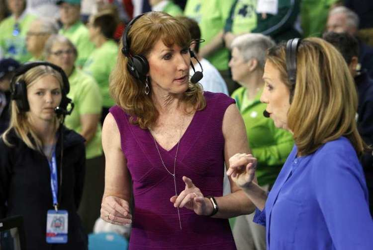 Debbie Antonelli Sports media Debbie Antonelli to work mens NCAA Tournament Times