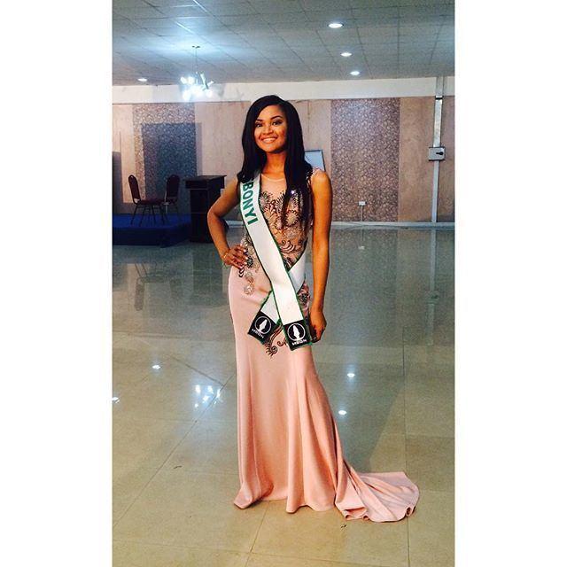 Debbie Collins Photos Meet Debbie Collins The New MBGN Miss Universe 2015 1st