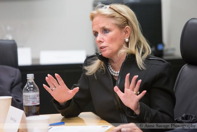 Debbie Dingell INTERVIEW Debbie Dingell Its important that people know that I
