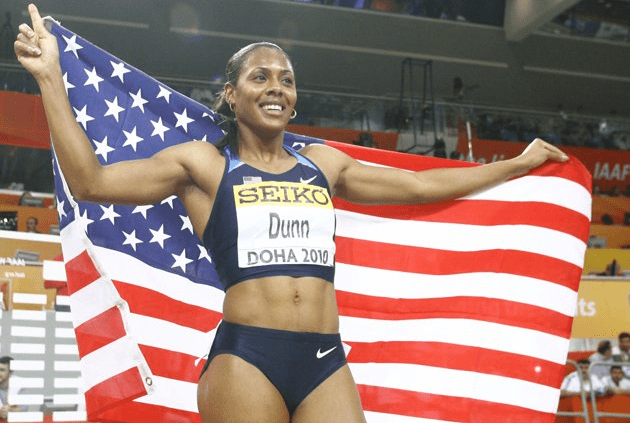 Debbie Dunn 400Meter Sprinter Debbie Dunn Suspended After Positive Doping Test
