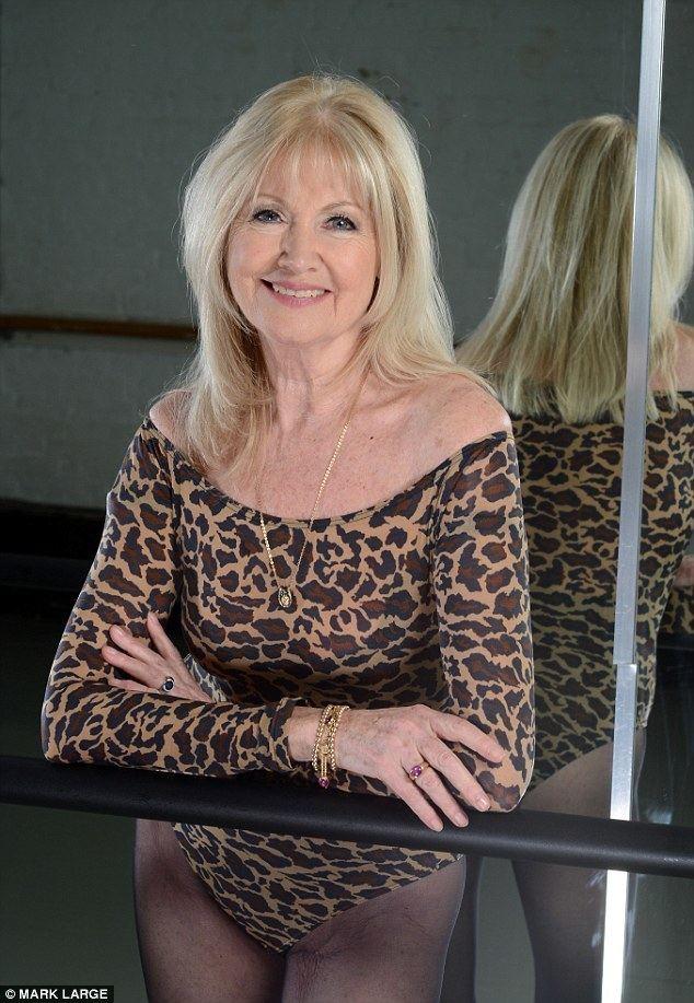 Debbie Moore Pineapple dance studios founder Debbie Moore OBE Daily Mail Online