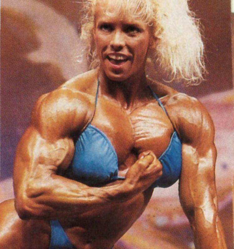 Debbie Muggli Blast From The Past Debbie Muggli Bodybuildsters
