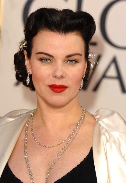 Debi Mazar Debi Mazar Golden Globes Lipstick Trends POPSUGAR Beauty