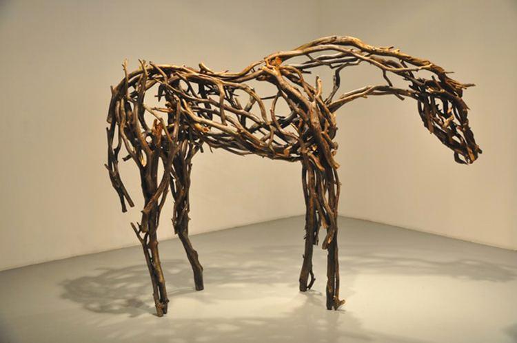 Deborah Butterfield Deborah Butterfield at ZollaLieberman Gallery Chicago