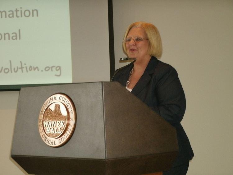 Deborah Caldwell-Stone Deborah CaldwellStone Deborah CaldwellStone talks to SEL Flickr