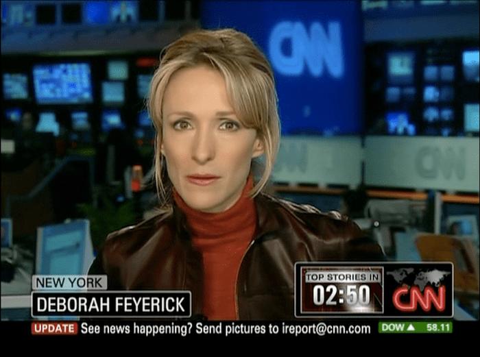 Deborah Feyerick Deborah Feyerick CNN Anchors Correspondents CNNFANORG