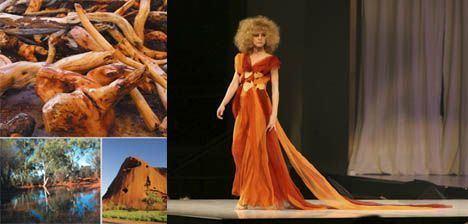 Deborah Milner Deborah Milner and Aveda Launch Ecoture Fashion Collection