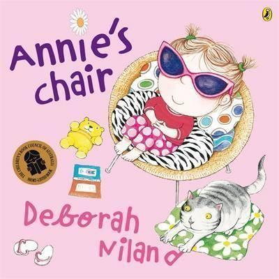 Deborah Niland Booktopia Annies Chair by Deborah Niland 9780143501985 Buy this