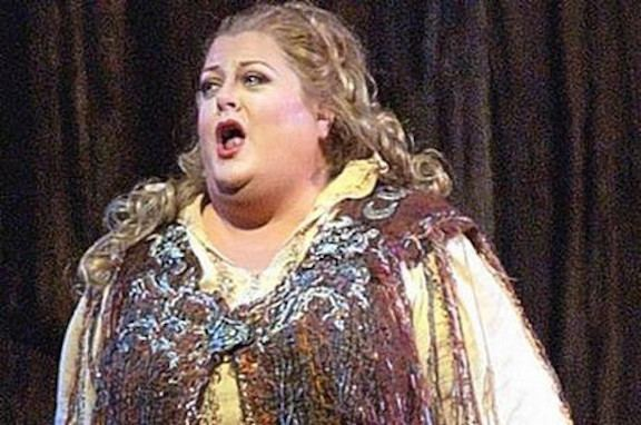 Deborah Voigt Classical music Opera diva Deborah Voigt comes clean in