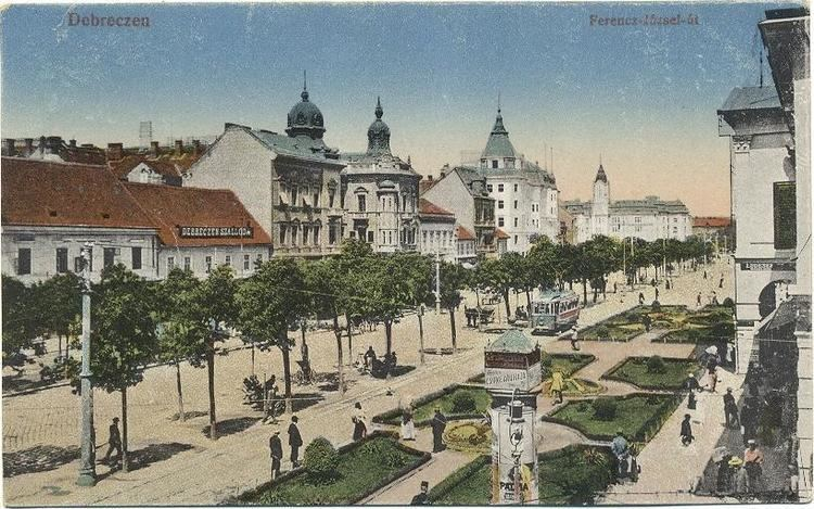 Debrecen in the past, History of Debrecen