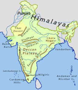 Deccan Plateau Deccan Plateau Wikipedia