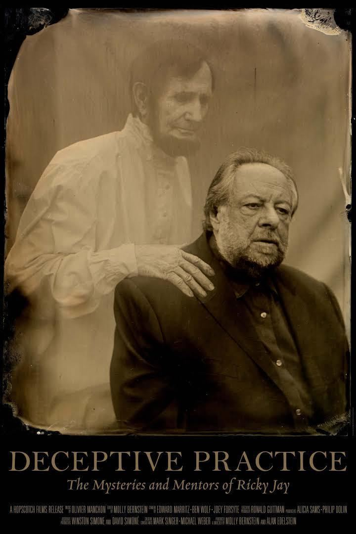 Deceptive Practice: The Mysteries and Mentors of Ricky Jay t2gstaticcomimagesqtbnANd9GcQWixZHHbhsGcFLYU