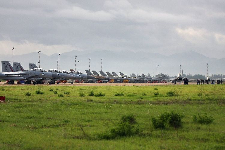Decimomannu Air Base