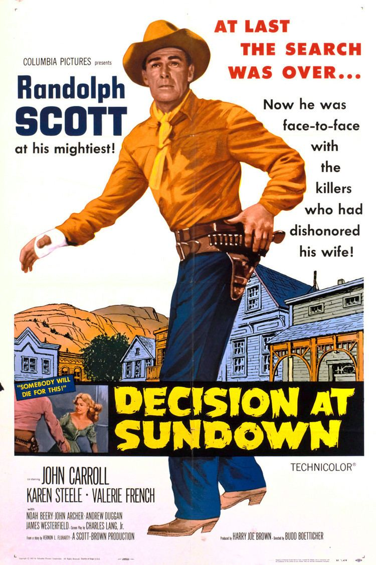 Decision at Sundown wwwgstaticcomtvthumbmovieposters4538p4538p