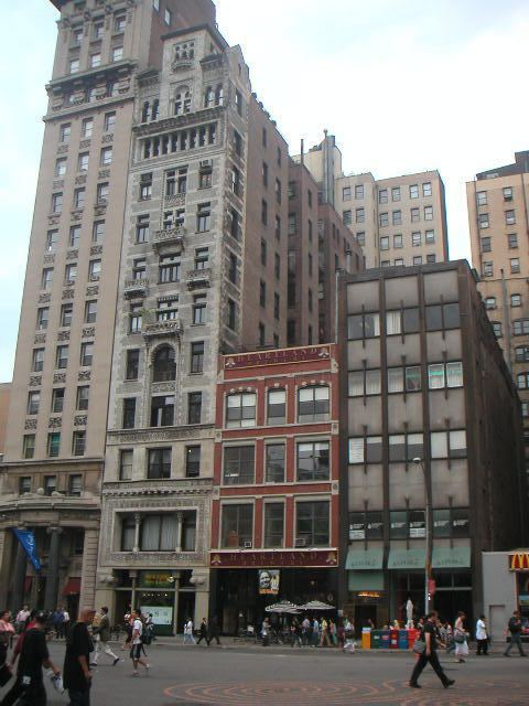 Decker Building New York Architecture Images Our Lady of the Scapular and St Stephen