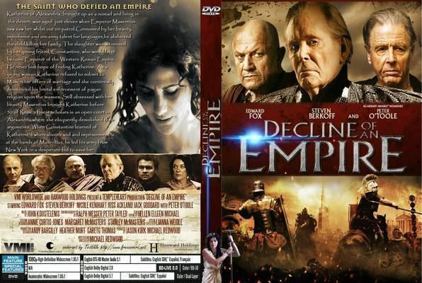 Decline of an Empire Decline Of An Empire 2014 DVD Front Cover id92564 Covers Resource
