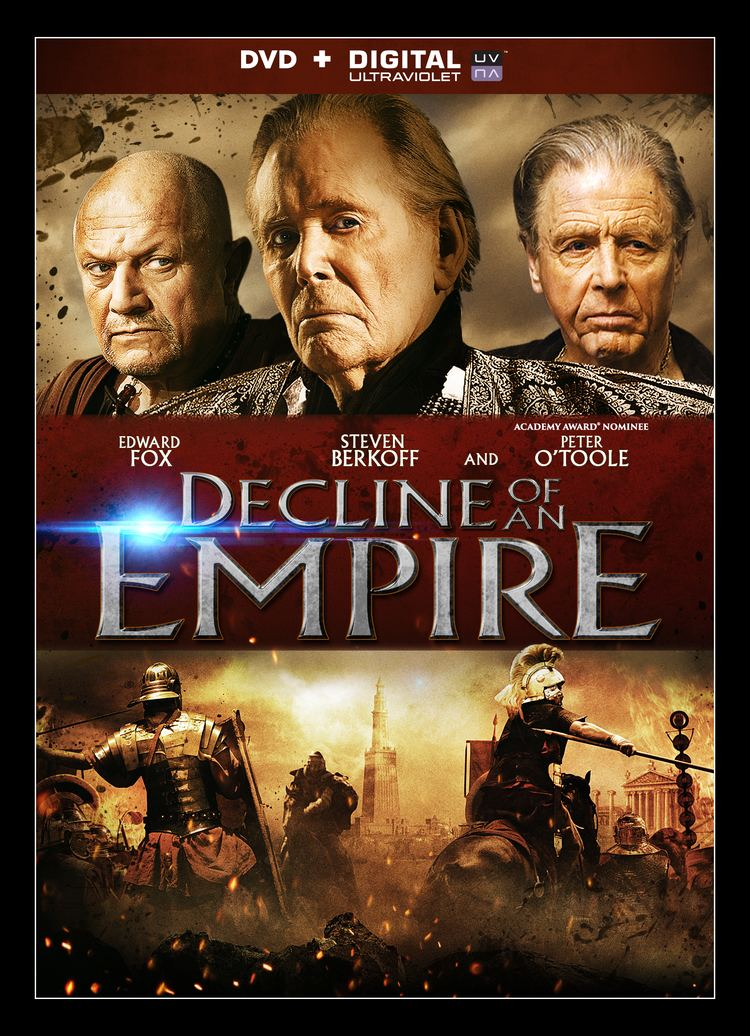 Decline of an Empire DECLINE OF AN EMPIRE AndersonVision