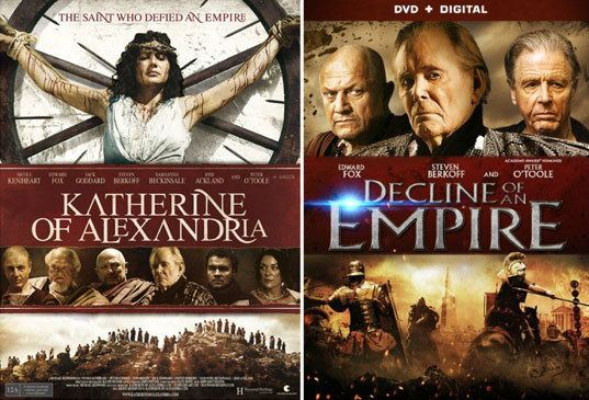 Decline of an Empire Katherine of AlexandriaDecline of an Empire History in the ReMaking