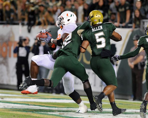 Dedrick Epps Miami v South Florida Pictures Zimbio