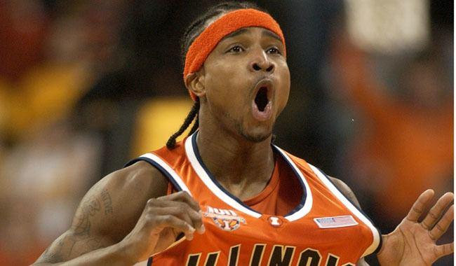 Dee Brown (basketball, born 1984) wwwnewsgazettecomsitesallfilesimages20150