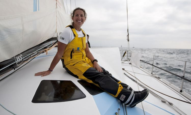 Dee Caffari World Sailor of the Year About ISAF World Sailing