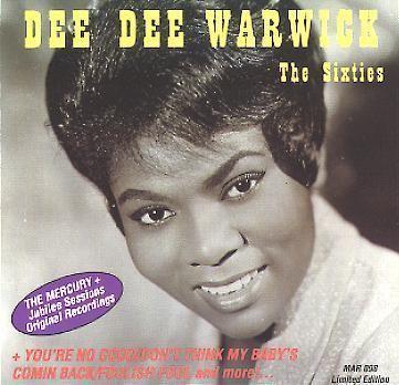 Dee Dee Warwick DEE DEE WARWICK6039S COLECTION MAR098