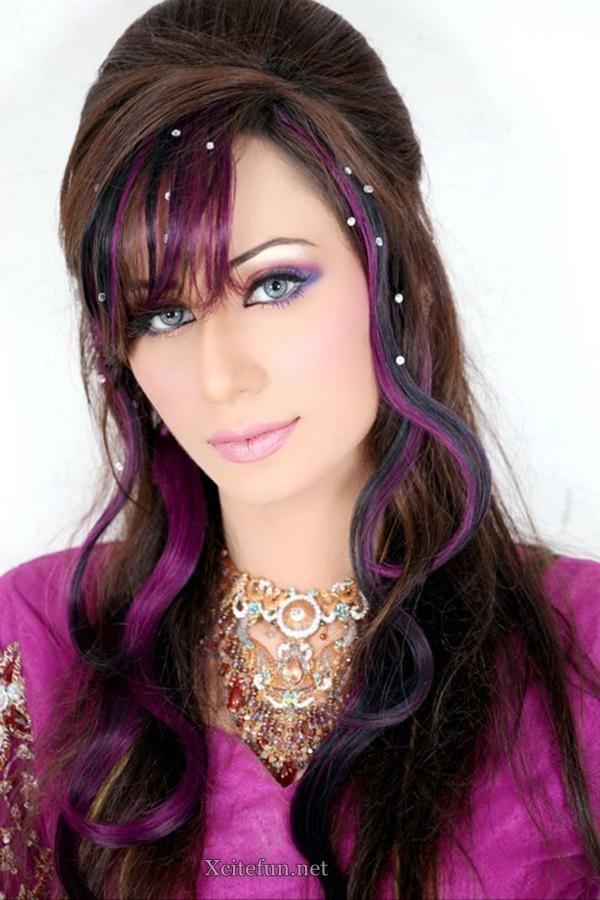 Deedar (actress) Stage Actress Deedar Squeamish Makeover Photo Shots