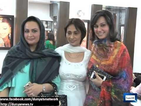 Deedar (actress) Actress Nargis and Deedar in media after long time YouTube