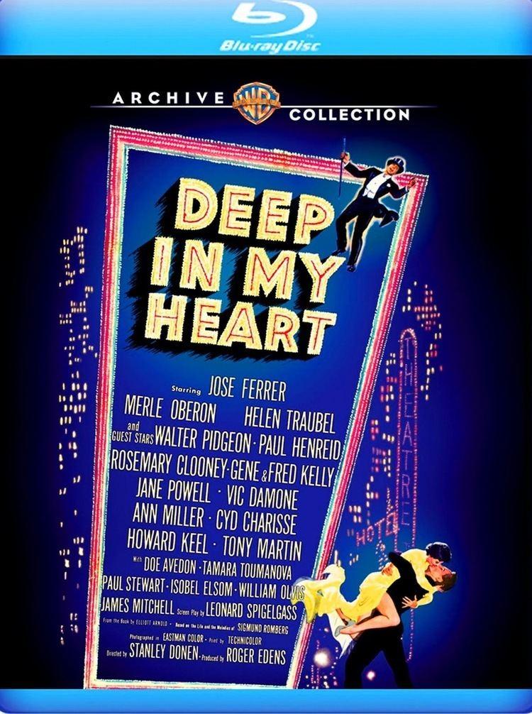 Deep in My Heart (1954 film) NIXPIX DVD BLURAY Reviews DEEP IN MY HEART Bluray MGM 1954