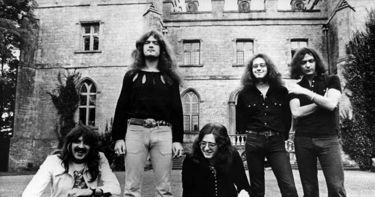 Deep Purple Deep Purple Rolling Stone