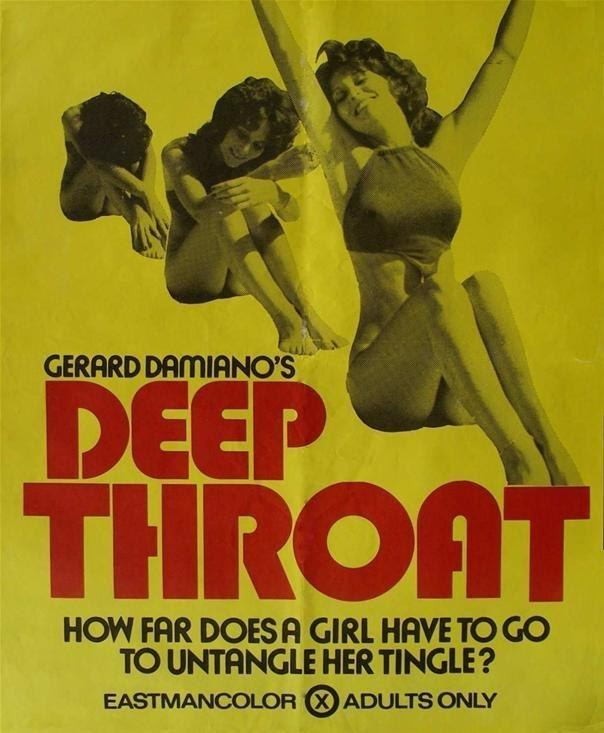 Deep Throat (film) How Deep Throat Gave Us the Texas Chain Saw Massacre We Minored in