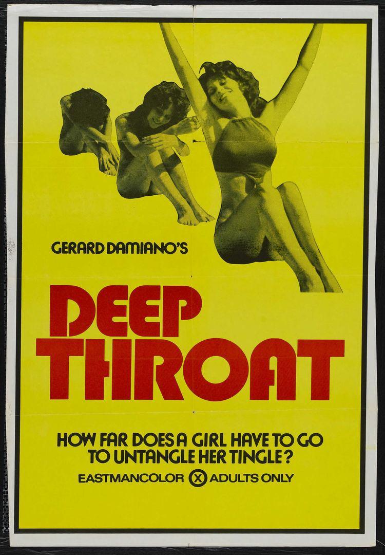 Deep Throat (film) FileDeep throat PD posterjpg Wikimedia Commons