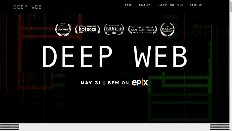 Deep Web (film) Deep Web 2015 Documentary Film Review NERDGEIST