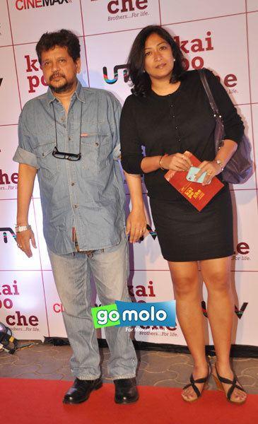 Deepa Bhatia Deepa Bhatia photos Amol Gupte Deepa Bhatia Premiere