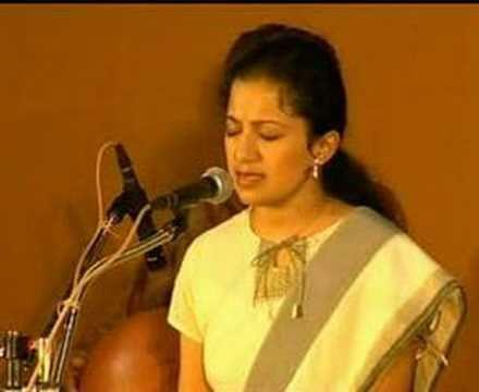 Deepa Miriam Deepa Miriams carnatic concert Part2 YouTube