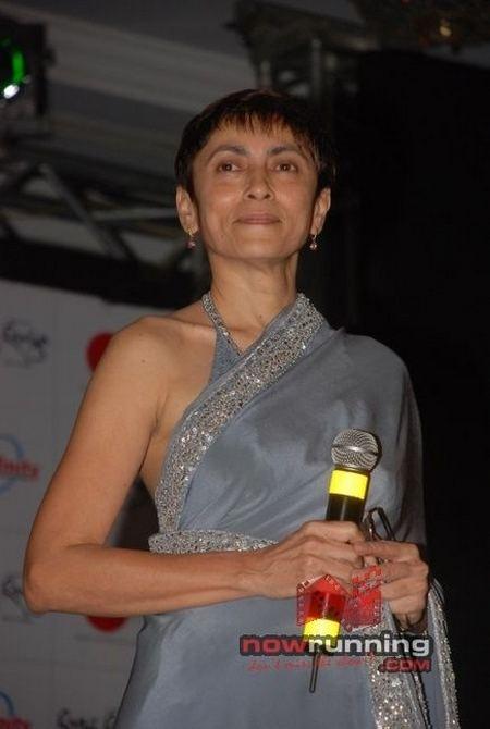 Deepa Sahi Deepa Sahi in a simple elegant saree at Rang Rasiya promo