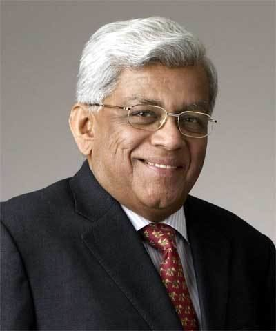 Deepak Parekh HDFC39s Deepak Parekh pitches for investment in education