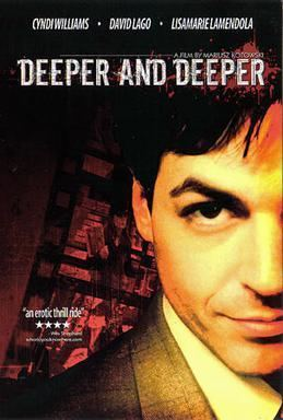 Deeper and Deeper (film) movie poster