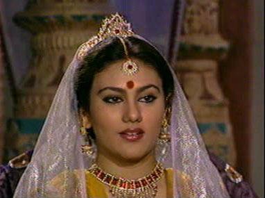 Deepika Chikhalia Screen Sita Deepika Chikhalia defends Modi after Cong