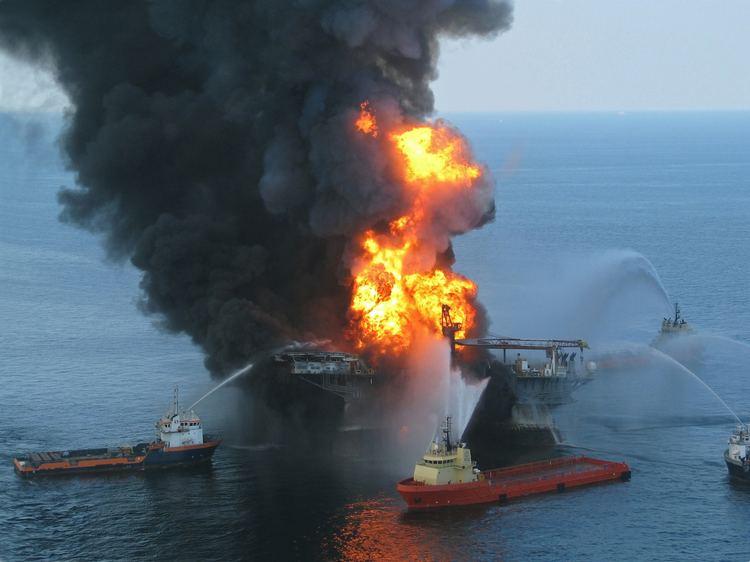 Deepwater Horizon oil spill Deepwater Horizon explosion Wikipedia