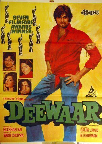 Deewaar Doc Bollywood Deewaar 1975 A Perfect Film
