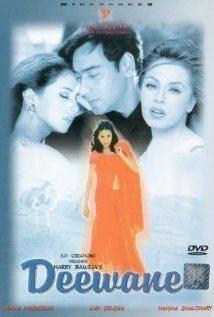 Deewane movie poster