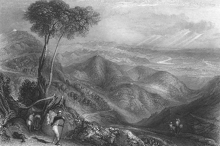Dehradun in the past, History of Dehradun