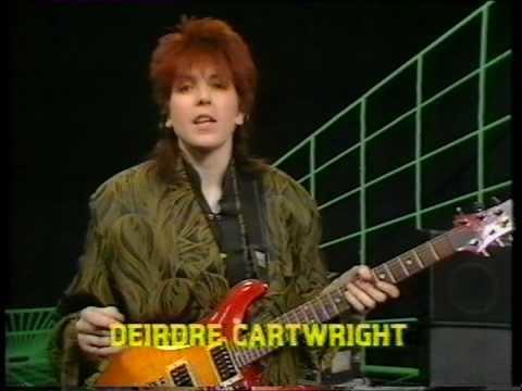 Deirdre Cartwright ROCK SCHOOL Series 2 Episode 1 part 1 of 3 YouTube