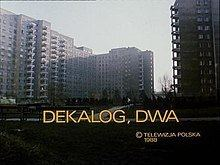 Dekalog: Two Dekalog Two Wikipedia