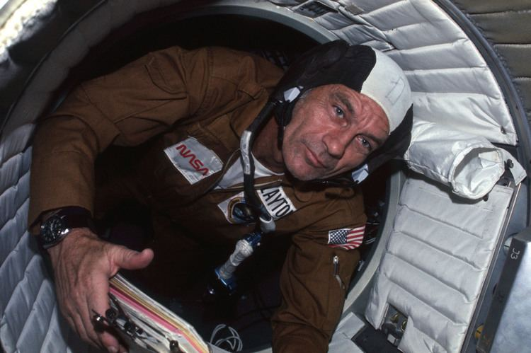Deke Slayton Today39s ORB3 Cygnus Mission to Honor Legendary Astronaut