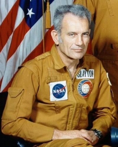 Deke Slayton Donald K Deke Slayton Astronaut Scholarship Foundation